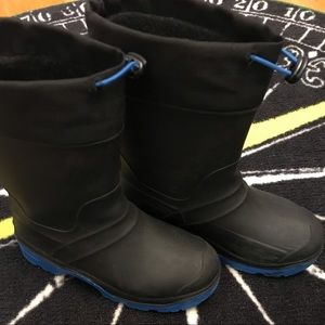 Other - Kids Boys Waterproof Snow boot size 1